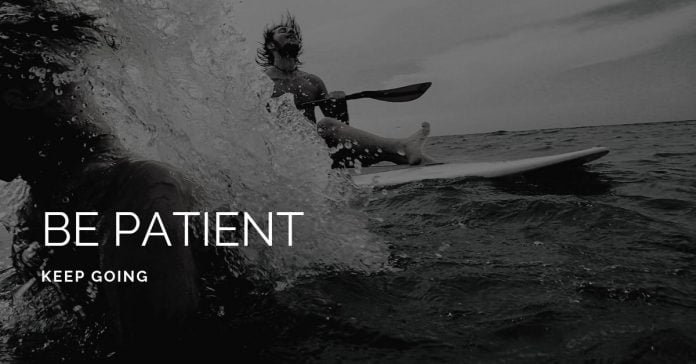 Sự kiên nhẫn trong giao dịch Forex