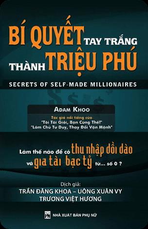 Bí Quyết Tay Trắng Thành Triệu Phú PDF - ebook download