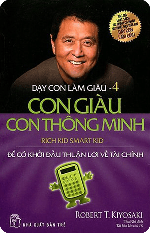 Dạy Con Làm Giàu PDF - Ebook download - tap 4