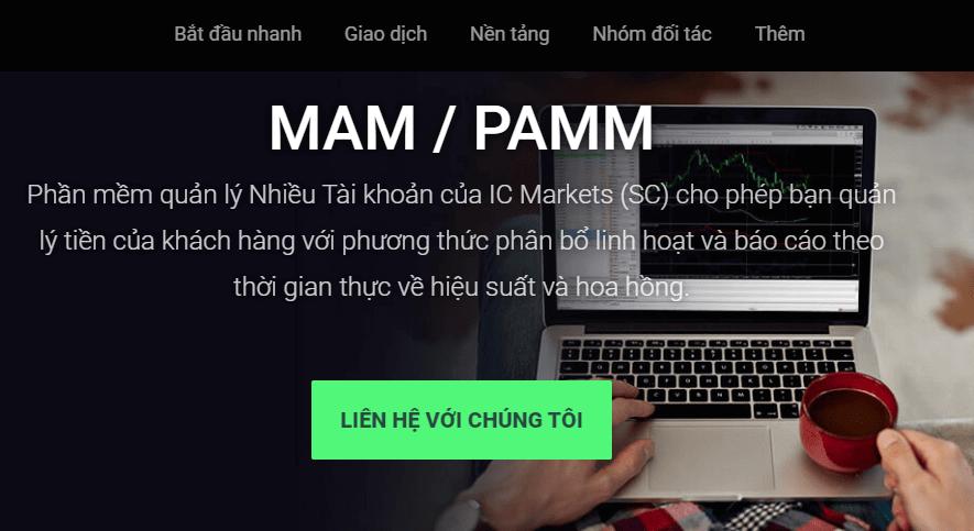 ICMarkets review - Công cụ giao dịch sàn ICMarket