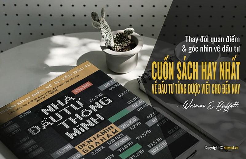 Nhà đầu tư thông minh - review sách nhà đầu tư thông minh