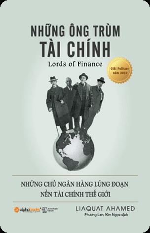 Những Ông Trùm Tài Chính pdf ebook download