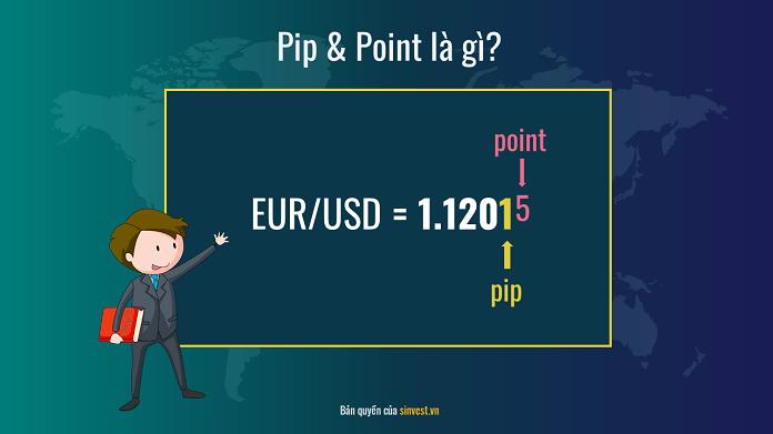 Pip và Point là gì?