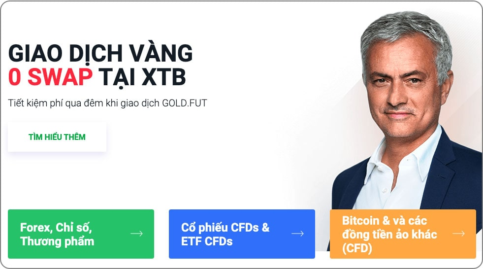 sàn giao dịch forex uy tín nhất - XTB