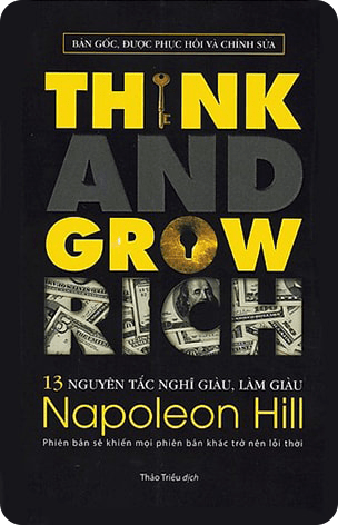 Think And Grow Rich – 13 Nguyên Tắc Nghĩ Giàu Làm Giàu pdf - ebook download