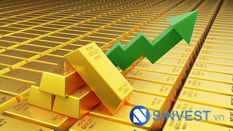 Vàng có tiềm năng tăng giá